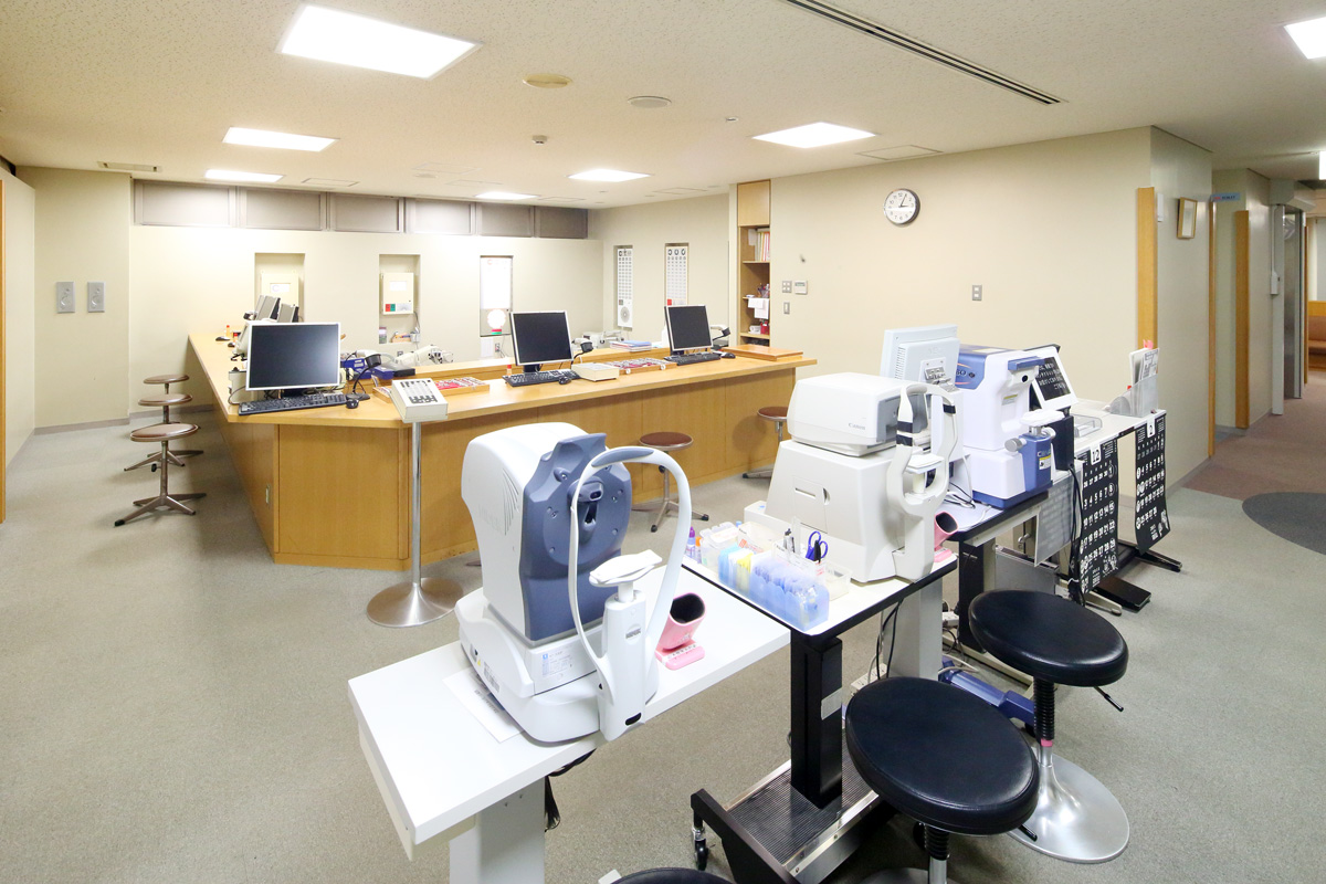オリンピア眼科病院photo
